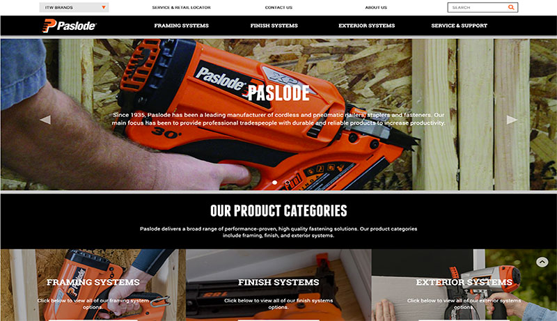 Paslode Products